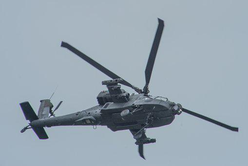 Helicopter, Chopper, Transportation, Aviation, Aircraft