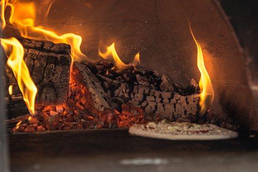Fireplace, Fire, Wood, Burn, Warm, Heat, Hot, Red