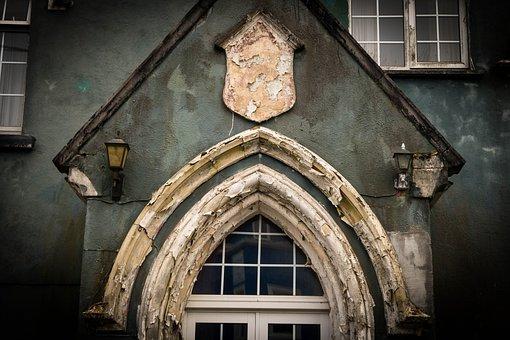 Church, Window, Church Window, Architecture, Old Window