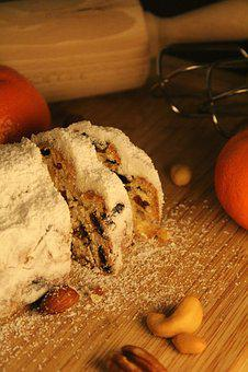Christmas, Christmas Stollen, Bake, Bakery, Grandma