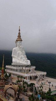 Thailand, Buddha, Buddhism, Buddhist, Landmark, Pray