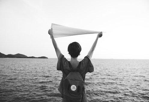 Calm, Freedom, Location, Travel, Exploration