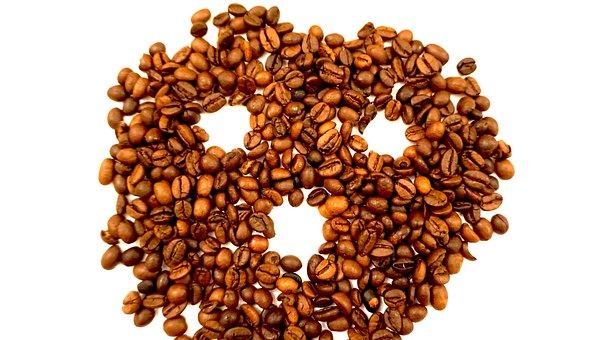 Coffee, Beans, Coffee Beans, Coffee Bean, Drink, Brown