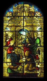 Magi, Virgin, Mary, Jesus, Christmas, Joseph, Nativity