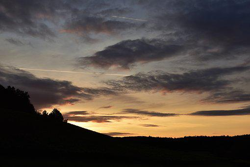 Sky, Mood, Clouds, Sunrise, Landscape, Nature