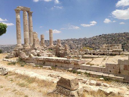 Arch, Architecture, Stone, Ruins, Ancient
