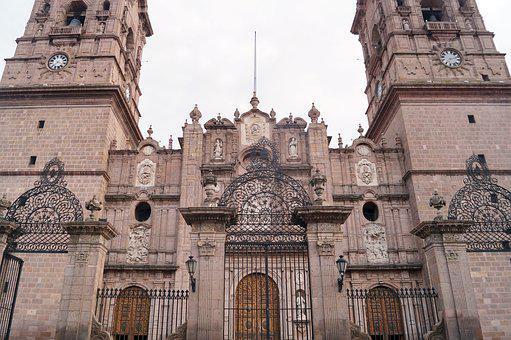 Church, Old Building, Cathedral, Facade, Monuments
