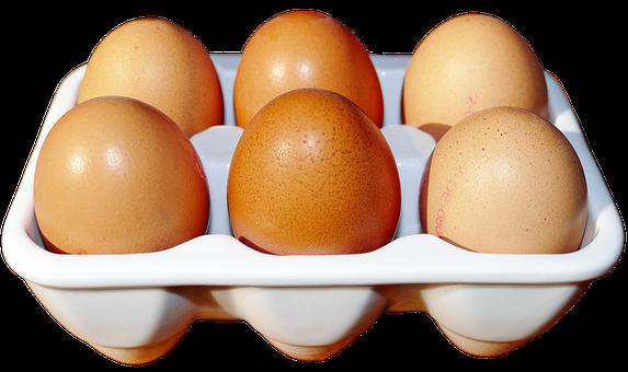 Egg, Serving Bowl, Porcelain, Hen's Egg, Brown Egg