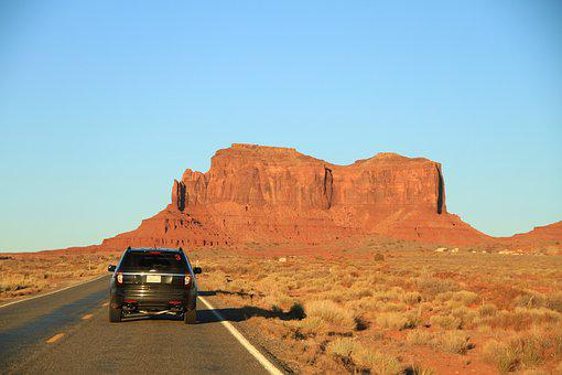 Monument Valley, Mission Impossible, Self-drive Tour