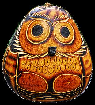 Owl, Figure, Ceramic, Sitting, Deco, Decoration
