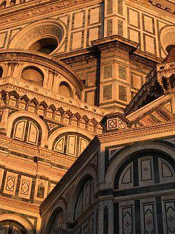 Duomo, Florence, Italy, Firenze, Architecture, Europe