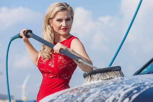 Car Wash, Clean, Auto