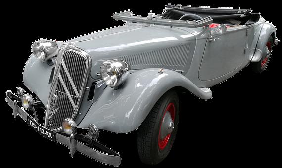 Citroen, Traction, Avant7, Roadster, 1934-1946, 4-zyl
