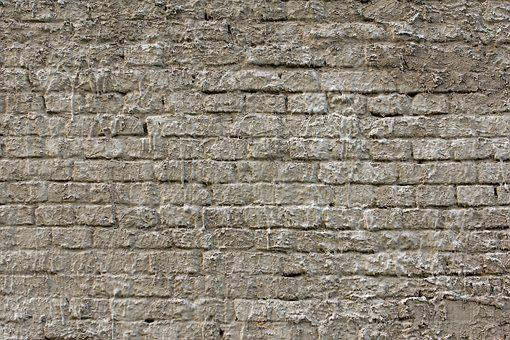 Texture, Background, Bricks, Brickwork, Old, Brick