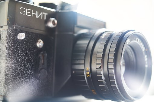 Machine, Camera, Photo, Old, Journalist, Movie
