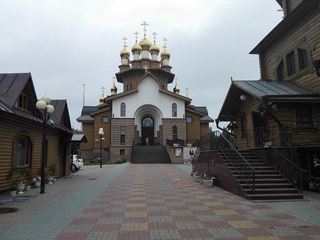 Temple, Soul, Spirit, Religion, Church, Religious