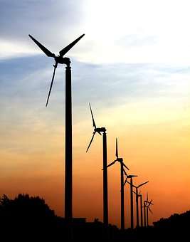 Wind, Generator, Power, Turbine, Electricity, Ecology