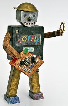 Robot, Workpiece, Electrical Engineering