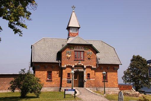 Town Hall, Village, Municipal, Government