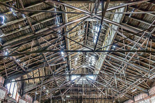 Lost Places, Hall, Leave, Lapsed, Old, Factory, Ruin
