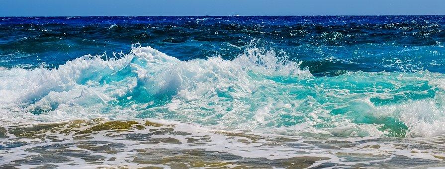 Splash, Water, Liquid, Drops, Foam, Spray, Wave