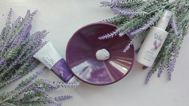 Cosmetics, Mask, Spray, Care, Women, Lavender, Spa