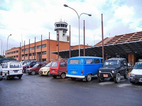 Asia, Nepal, Airport, Kathmandu, Travel, Tourist, City