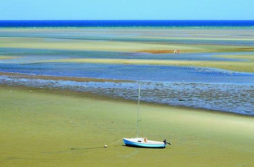 Boat, Bay, Ocean, Travel, Sea, Ship, Water, Vacation