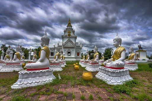 Buddha Statue, Buddha, Buddhism, Thailand