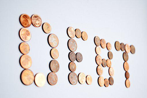 Debt, Coins, Euro, Money, Exchange, Bank, Cash