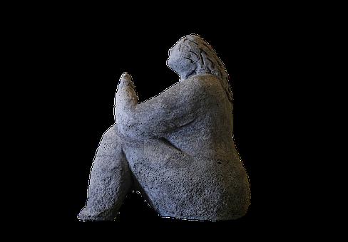 Statue, Art, Woman, Stone Figure, Sculpture, Figure