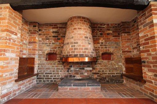 Inglenook Fire, Fireplace, Fire, Hearth, Inglenook