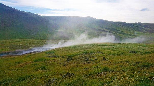 Nature, Iceland, Travel