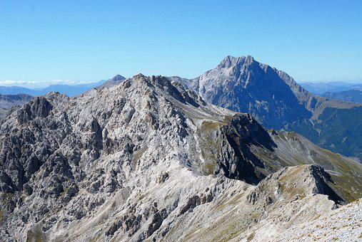 Mountains, Peaks, Apennines, Nature, Landscape, Travel