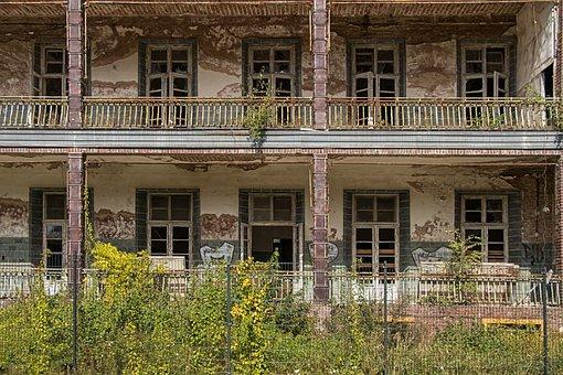 Lost Places, Beelitz, Hospital, Clinic