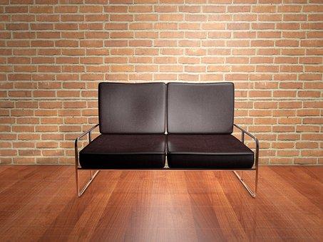 Sofa, Room, Waiting, Floor, Sit, Sitting, Skin