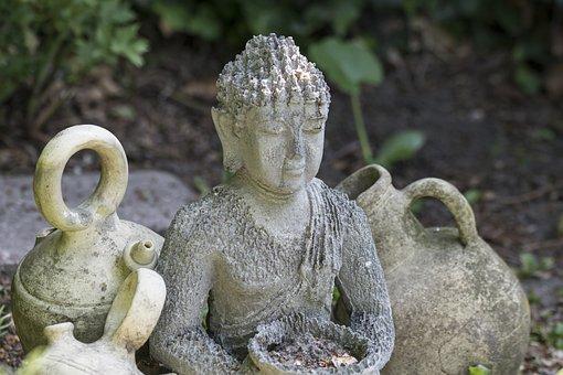 Buddha, Image, Peaceful, Symbol, Religion, The East