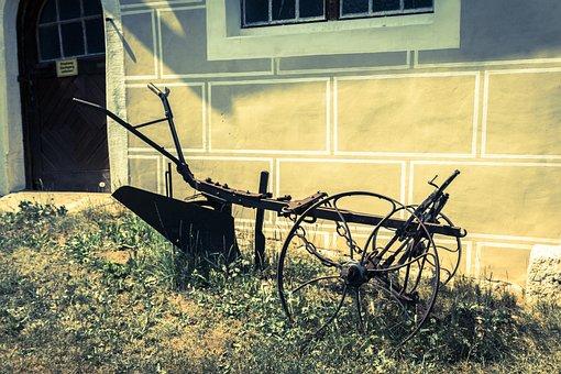 Plough, Farm, Tillage Equipment, Plow