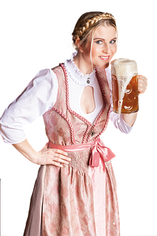 Oktoberfest, Dirndl, Dress, Tradition, Folk Festival