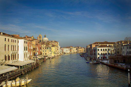 Venice, Italy, Sea, Travel, Water, Europe, Tourism