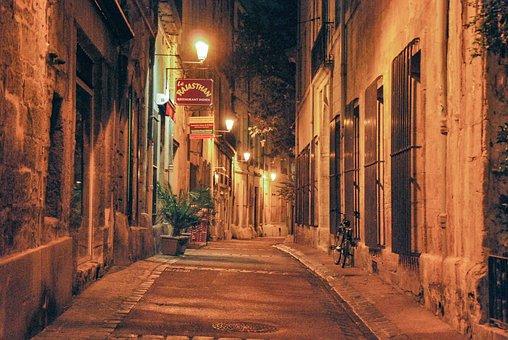 Streets, Bohemian, Take It Easy, Walk, Lights, Alleys
