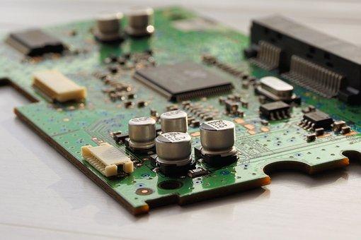 Board, Printed Circuit Board, Computer, Electronics