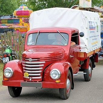 Transporter, Light Trucks, Framo, Ifa, Ddr, Ifa Framo