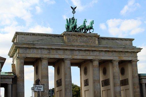 Paris Burst, Berlin, Sky, Places Of Interest, Germany