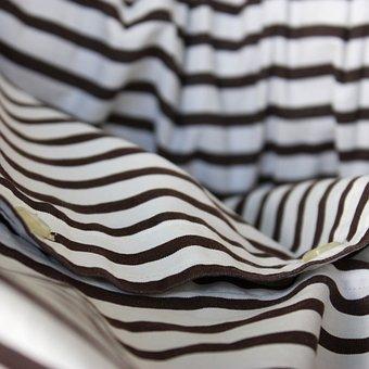 Shirt, Zebra, Fabric, Button, Sew, Seam, Pattern, Weave