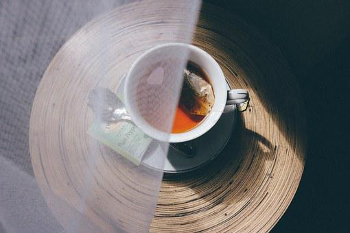 Cup Of Tea, Tea, Drink, White, Hot, Beverage