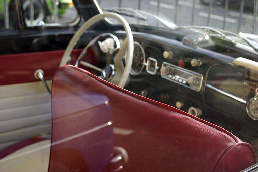 Car, Ancestor, Bodywork, Vintage
