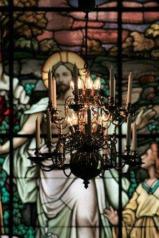God, Faith, Church, Lamp, Religion, Spiritual