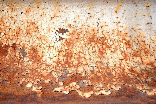 Rust, Colorful, Texture, Background, Abstract, Grunge