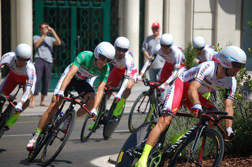 Cycling, Cliclista, Cyclists, Time Trial